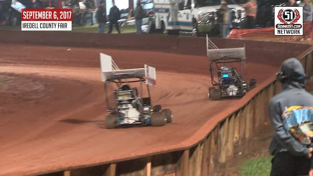 Iredell Fair - Outlaw Karts - Beginne...