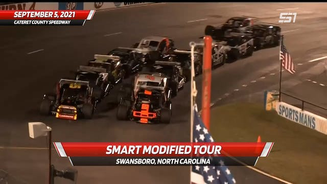 SMART Modifieds at Cateret County - H...