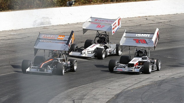 ISMA Supermodifieds at Thompson - Highlights - Oct. 11, 2020