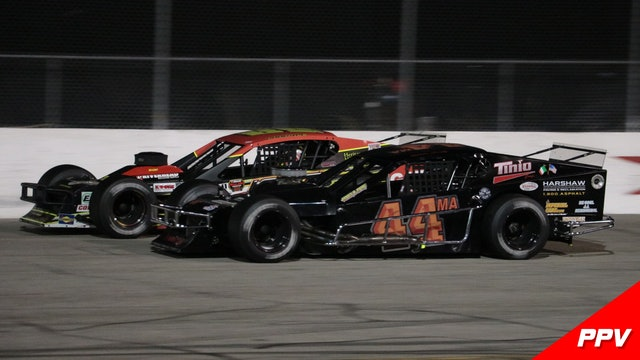 PPV Open Modifieds at Thompson - September 15