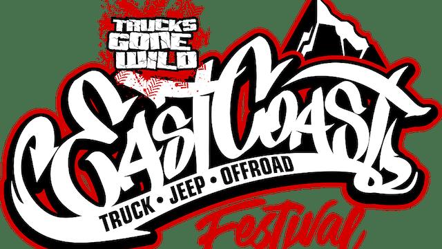 10.8.21 - East Coast Truck Festival at Rockingham Night 1 - Replay