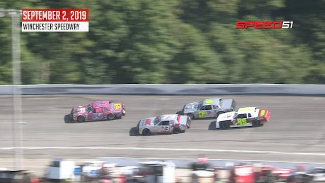 CRA Street Stocks at Winchester - Hig...