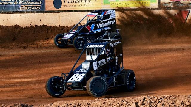 Carolina Midget Showdown Race #2 at Millbridge - Dec. 12, 2020