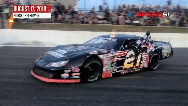 APC United Late Models at Sunset (ON)...