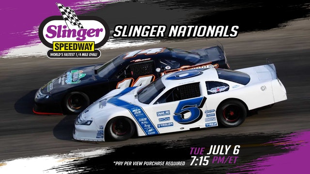 42nd Annual Slinger Nationals - Replay - July 6, 2021 - Part 2