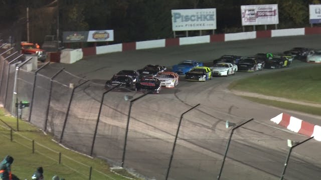 Big 8 Late Model Feature at LaCrosse ...