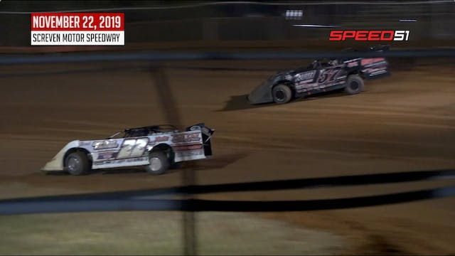 ULTIMATE Super Late Models at Screven...