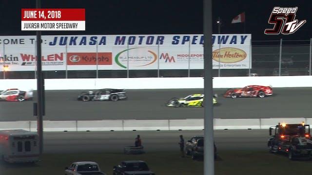 Race of Champions Modifieds at Jukasa...