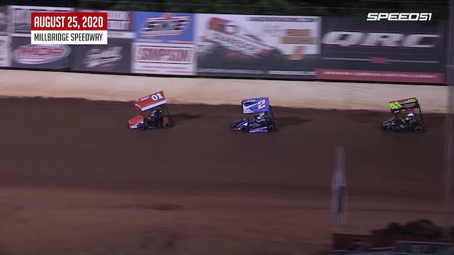 Beg. Box Stock B-Main Millbridge - Highlights - Aug. 25, 2020
