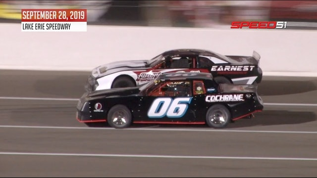 Race of Champions Super Stocks at Lake Erie - Highlights - Sept. 28, 2019