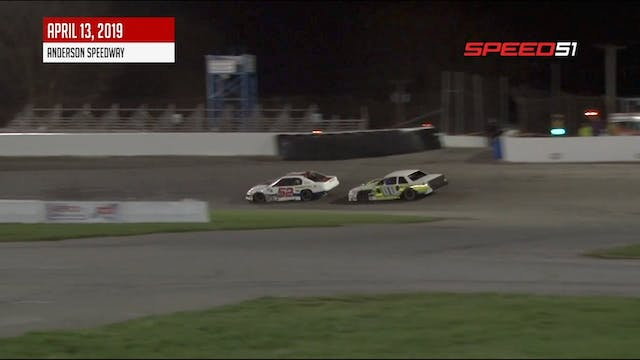CRA Street Stocks at Anderson - Highl...