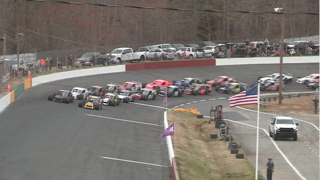 SMART Modifieds at Caraway - Highlights - March 14, 2021
