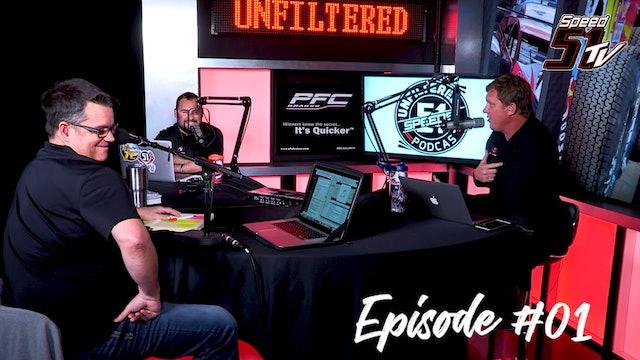 """Unfiltered Podcast - Episode 1 - """"Steinbrenner Pissed Me Off."""""""