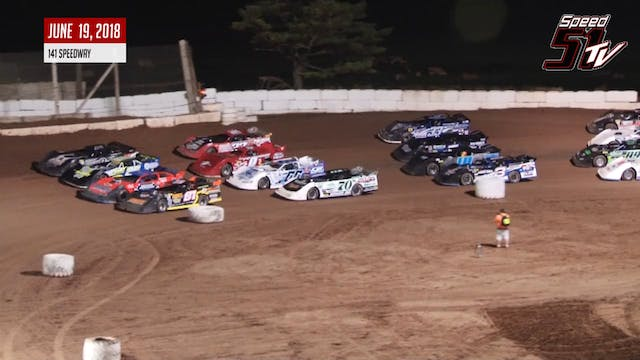 Dirt Kings at 141 Speedway - Highligh...