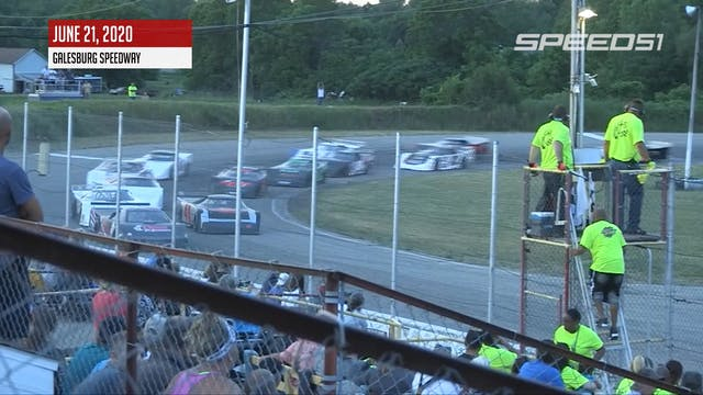 Outlaw Super LM at Galesburg - Highli...