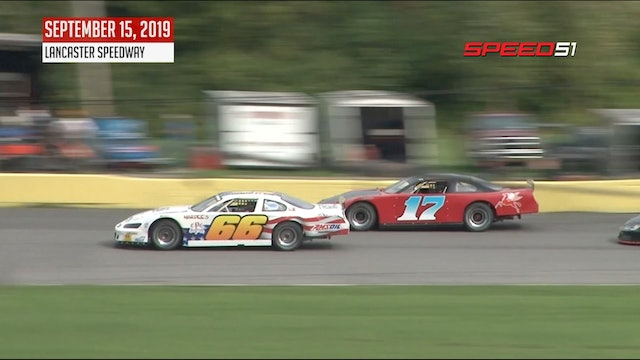 Race of Champions Late Models at Lancaster (PA) - Highlights - Sept. 15, 2019