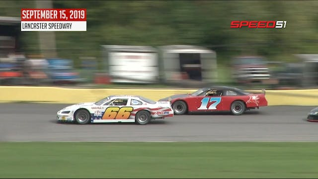 Race of Champions Late Models at Lanc...