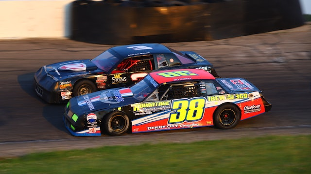 CRA Stock Stocks & Sportsman at Anderson - Replay - August 14, 2021