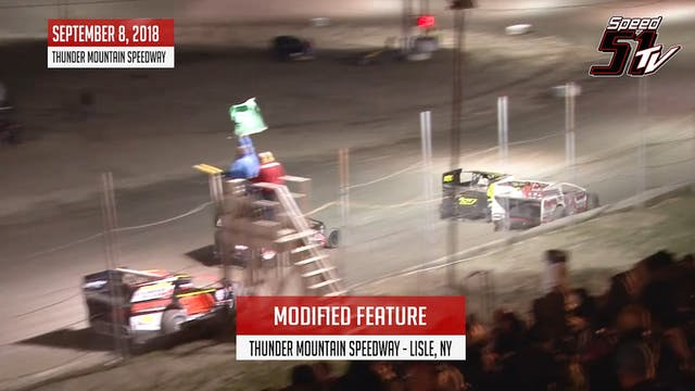 Modifieds - Thunder Mountain Speedway...