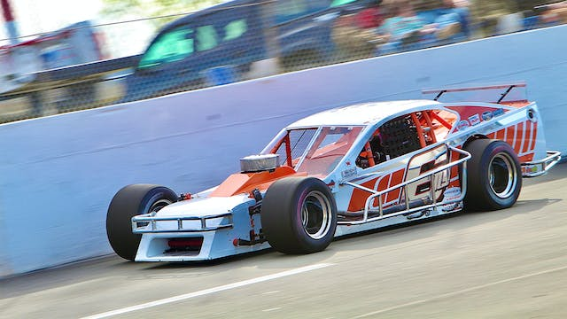 SMART Modifieds at South Boston - Hig...