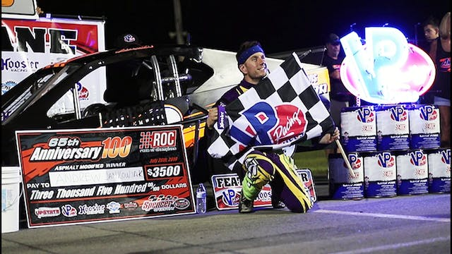 Race of Champions Modifieds at Spence...