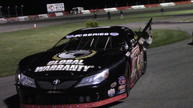 APC Late Models at Flamboro - Highlig...