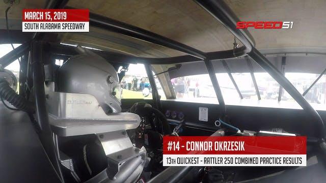 Onboard - Connor Okrzesik Rattler 250...