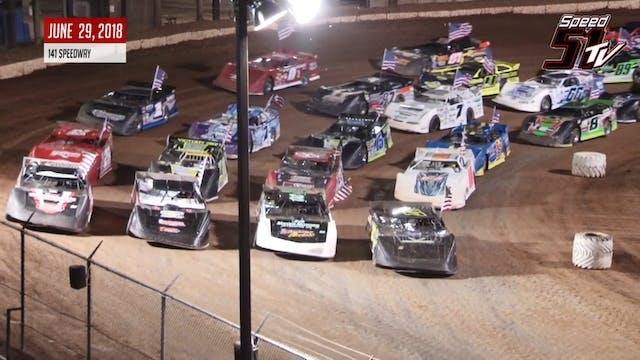 Dirt Kings at 141 Speedway - Highligh...