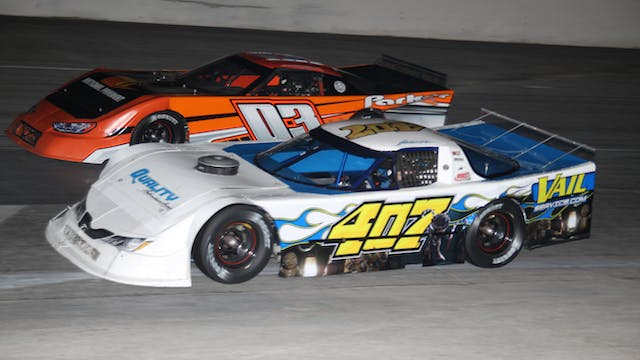 Outlaw Championship Night 5 Flags Hig...