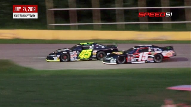 ARCA Midwest Tour at State Park - Highlights - July 27, 2019