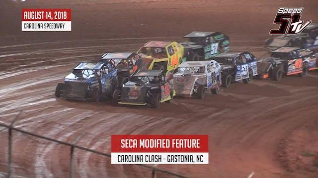 SECA Modifieds - Carolina Speedway -...