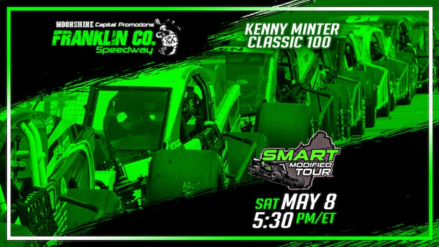 SMART Modifieds at Franklin County - Replay - May 8, 2021