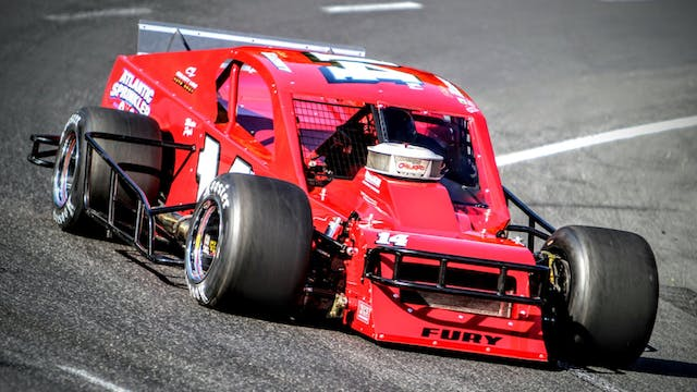 Open Modified 100 at Claremont - Reca...