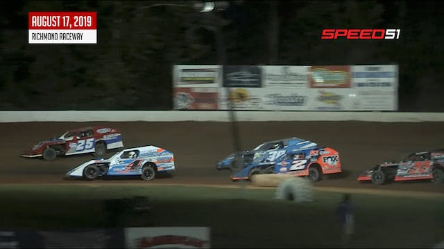 Open Wheel Modifieds at Richmond (KY)...