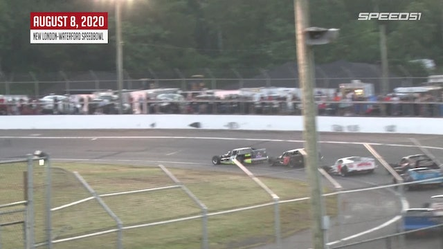 SK Modifieds at Waterford - Highlights - Aug. 8, 2020