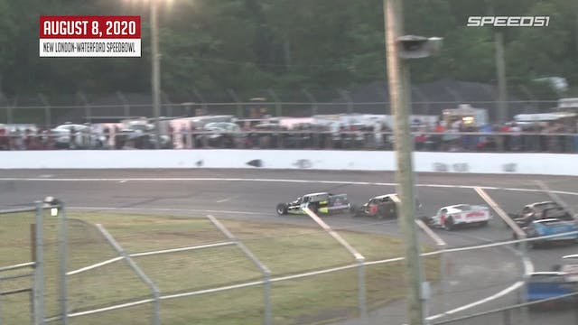 SK Modifieds at Waterford - Highlight...