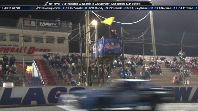 Five Flags Speedway - Pure Stocks - 1...