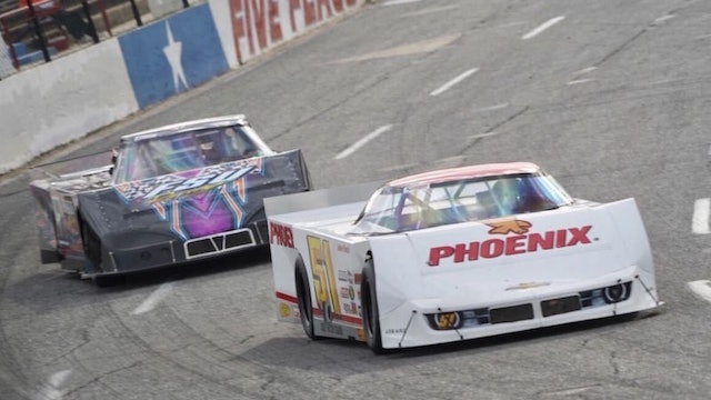 The Last Three: Snowball Derby Outlaw Features - Race Replay - 2019