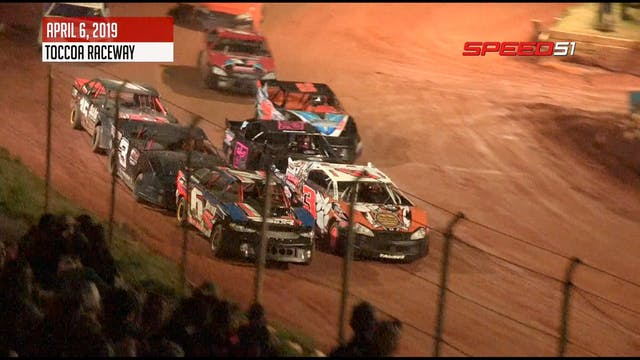 Stock 4 Feature at Toccoa - Highlight...