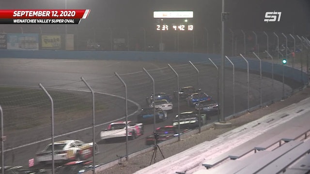 Pro Late Models at Wenatchee - Highlights - Sep. 12, 2020