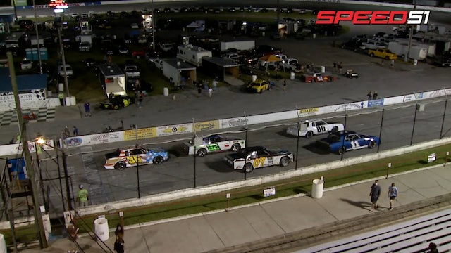 Night of Champions at Five Flags Pt 1 - Race Replay Sep. 12, 2020