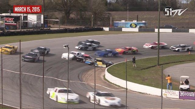 SSS Rattler 250 at South Alabama - Hi...
