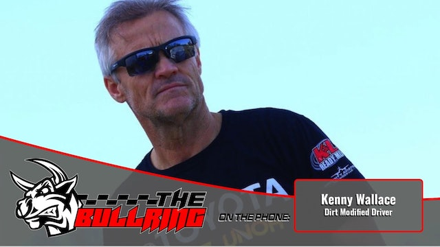 The Bullring on Location - Kenny Wallace