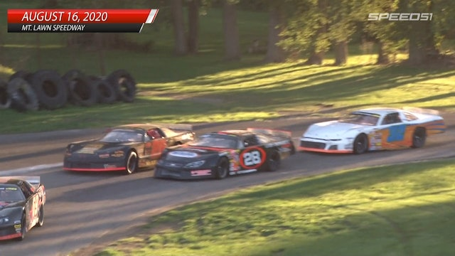 CRA LM Sportsman at Mt Lawn - Highlights - Aug. 16, 2020