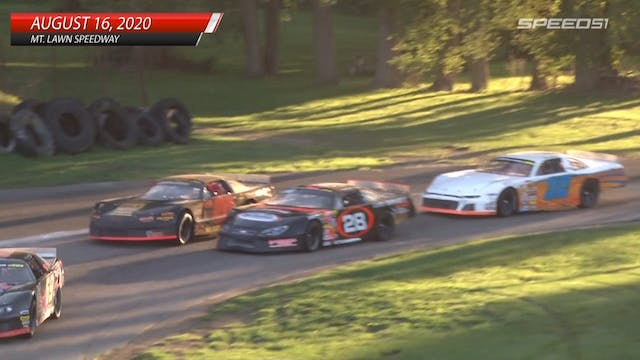 CRA LM Sportsman at Mt Lawn - Highlig...