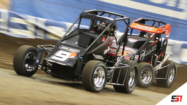 LIVE Carolina Midget Showdown at Millbridge - Dec. 12, 2020