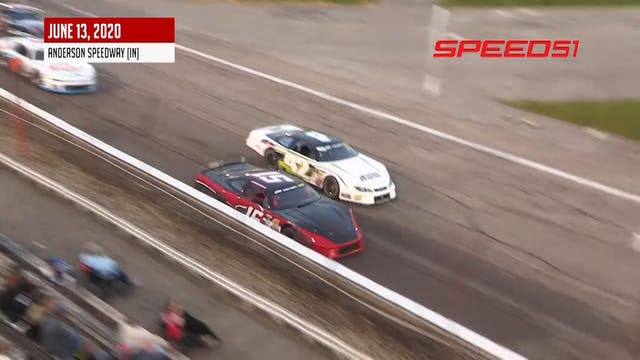 CRA Jr. Late Models at Anderson - Hig...