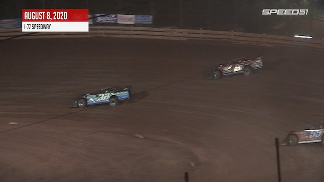 UBB Memorial at I-77 Speedway - Highlights - Aug. 8, 2020