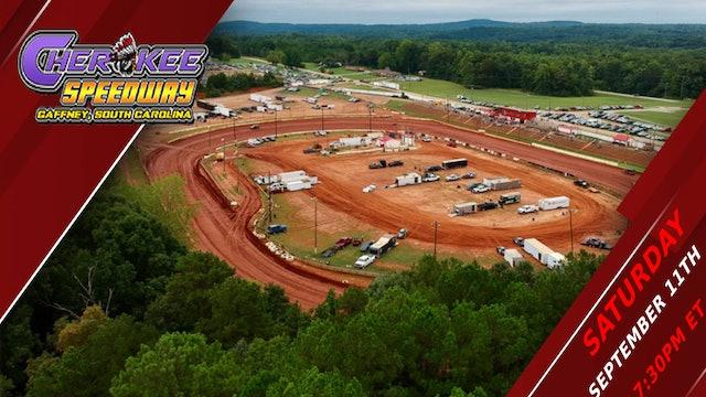 USCS Sprints at Cherokee - Replay - Sept. 11, 2021