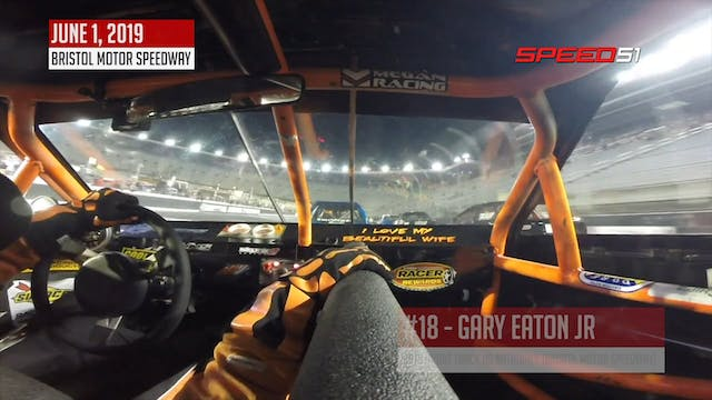 Gary Eaton, Jr. On-Board at Bristol -...